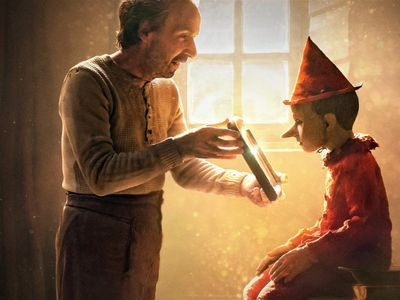 watch Pinocchio streaming