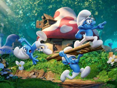 watch Smurfs: The Lost Village streaming