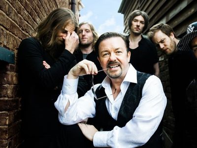 watch David Brent: Life on the Road streaming