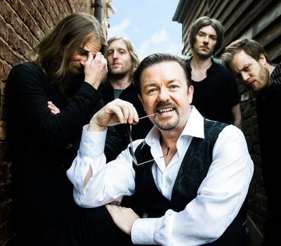 David Brent: Life on the Road online