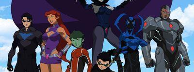 La Ligue des justiciers vs les Teen Titans online