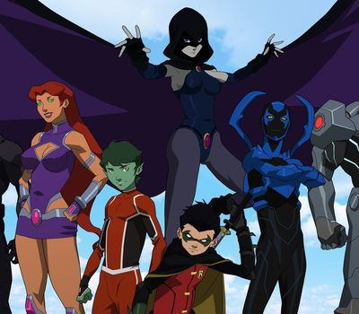 Justice League vs. Teen Titans online