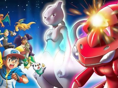 watch Pokémon the Movie: Genesect and the Legend Awakened streaming