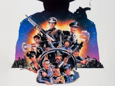 watch Police Academy 6: City Under Siege streaming