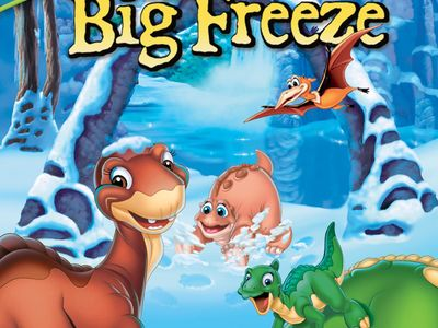 watch The Land Before Time VIII: The Big Freeze streaming