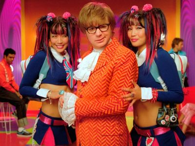 watch Austin Powers in Goldmember streaming