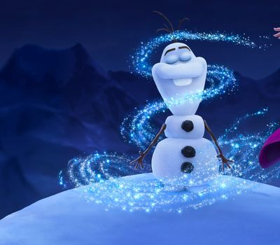 Once Upon a Snowman online