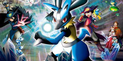 Pokémon 08 - Lucario et le Mystère de Mew en streaming