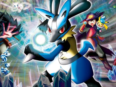 watch Pokémon: Lucario and the Mystery of Mew streaming