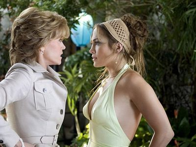 watch Monster-in-Law streaming