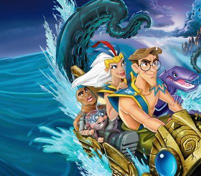 Atlantis: Milo's Return online
