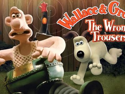 watch The Wrong Trousers streaming