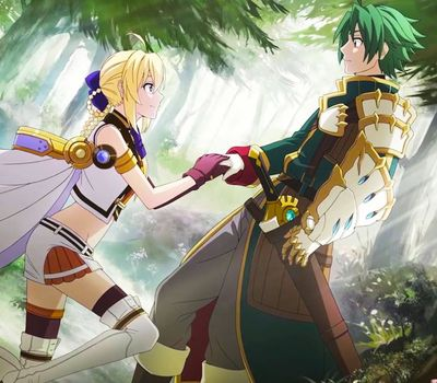 Record of Grancrest War online