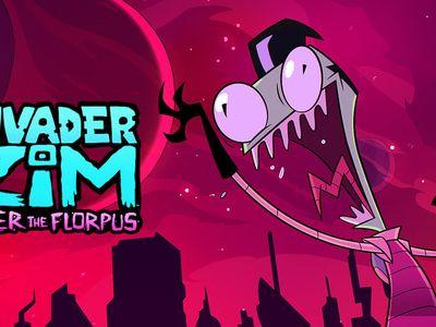 watch Invader ZIM: Enter the Florpus streaming