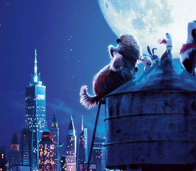 The Secret Life of Pets 2 online