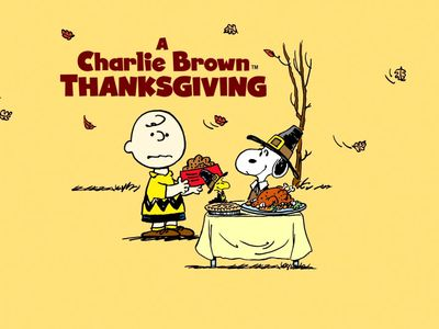 watch A Charlie Brown Thanksgiving streaming