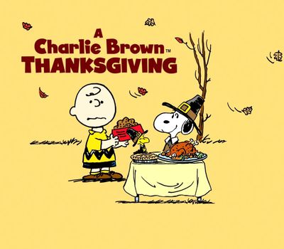 A Charlie Brown Thanksgiving online