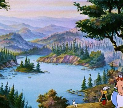 Asterix Conquers America online