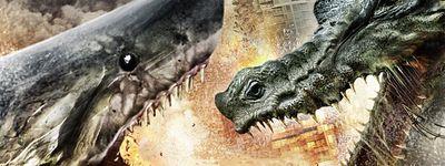 Mega Shark vs. Crocosaurus online