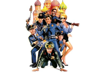 watch Police Academy: Mission to Moscow streaming