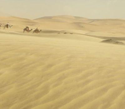 Queen of the Desert online