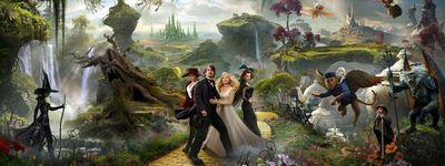 Le monde fantastique d'Oz online