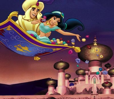 Aladdin and the King of Thieves online