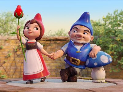 watch Sherlock Gnomes streaming