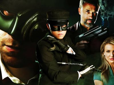 watch The Green Hornet streaming