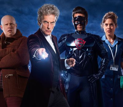 Doctor Who: The Return Of Doctor Mysterio online