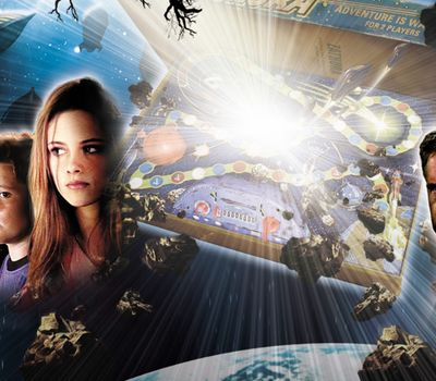 Zathura: A Space Adventure online