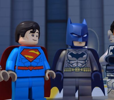 LEGO DC Comics Super Heroes: Justice League: Cosmic Clash online