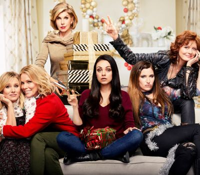 A Bad Moms Christmas online