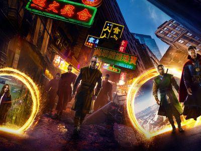 watch Doctor Strange streaming