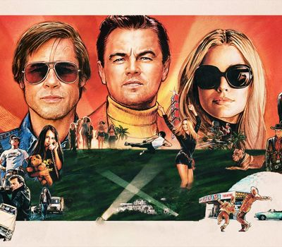 Once Upon a Time… in Hollywood online