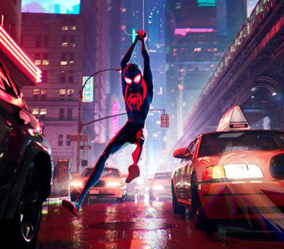 Spider-Man: Into the Spider-Verse online