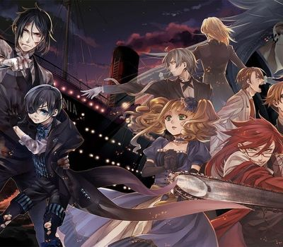 Black Butler: Book of the Atlantic online