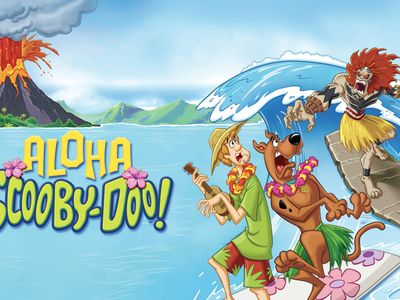 watch Aloha Scooby-Doo! streaming