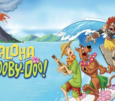 Aloha Scooby-Doo! online
