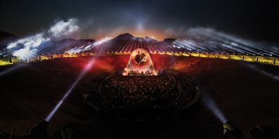 David Gilmour:  Live at Pompeii STREAMING