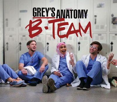 Grey's Anatomy: B-Team online