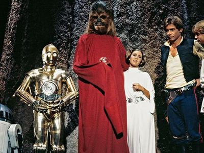 watch The Star Wars Holiday Special streaming