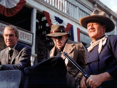 watch The Man Who Shot Liberty Valance streaming