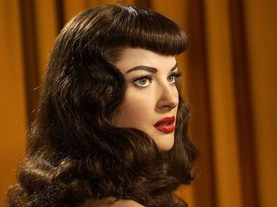watch The Notorious Bettie Page streaming
