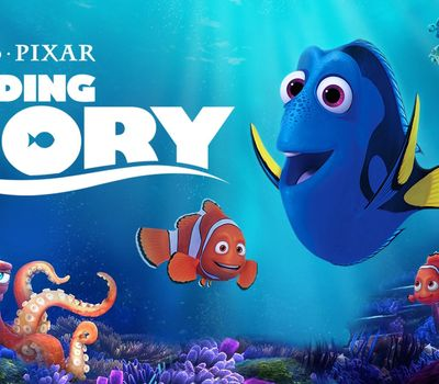 Finding Dory online
