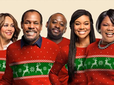 watch Almost Christmas streaming