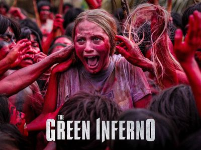 watch The Green Inferno streaming