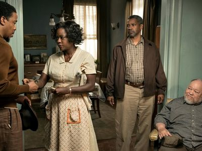 watch Fences streaming
