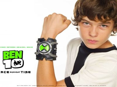 watch Ben 10: Race Against Time streaming