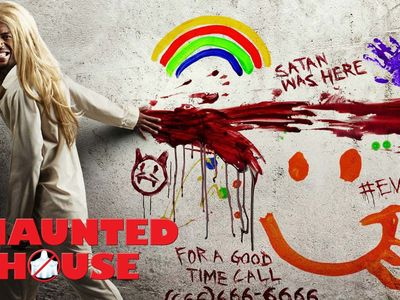 watch A Haunted House streaming